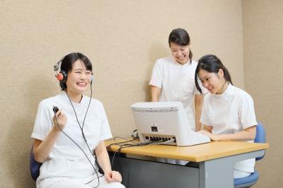 言語聴覚士学科