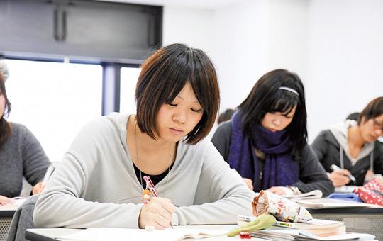 一人ひとりに対応する学費サポート制度