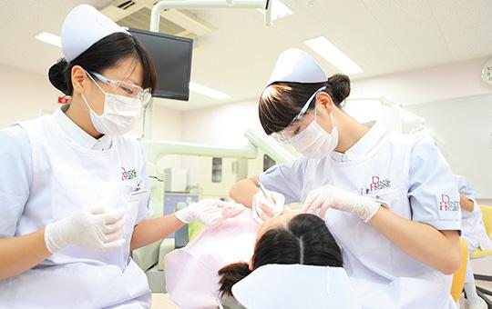 歯科衛生士学科